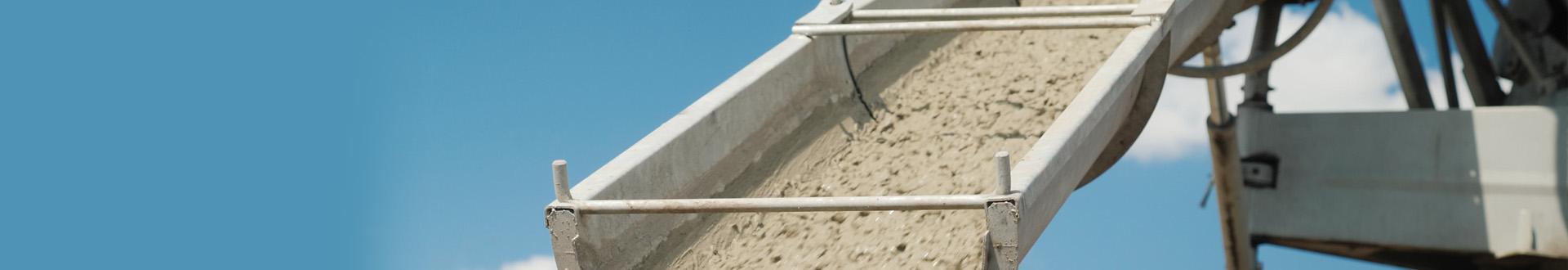 Rynna betoniarki